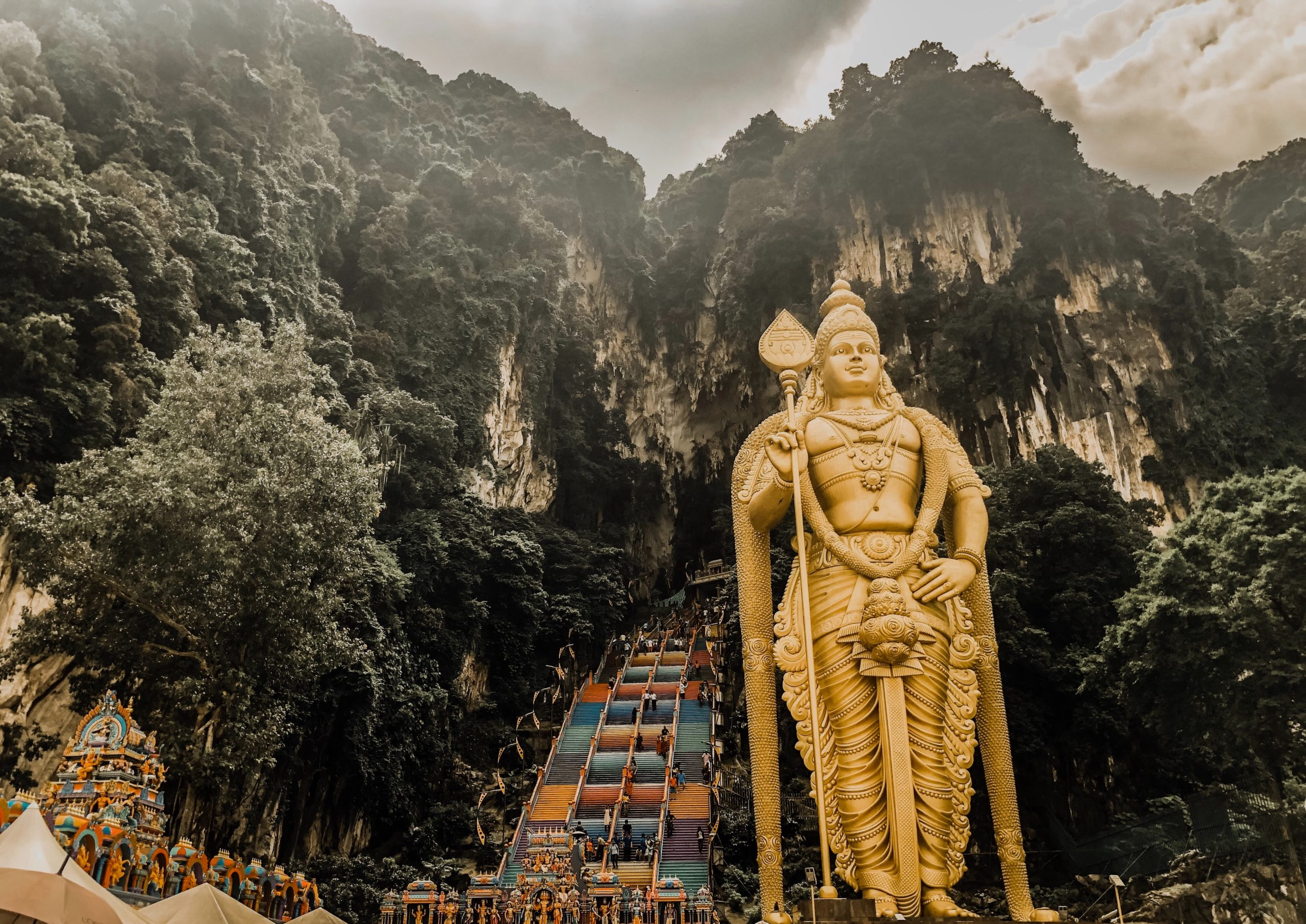 What to visit in Malaysia ?